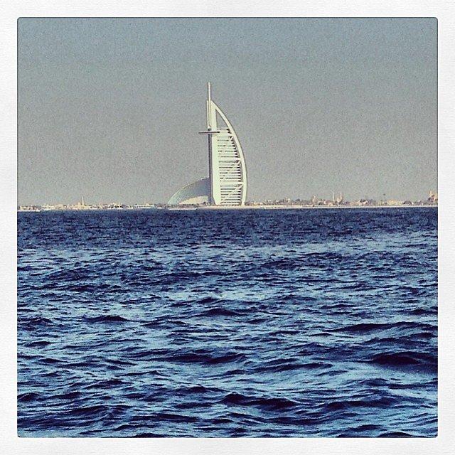 Location scouting in Dubai.